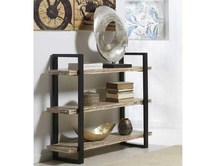 estanteria-baja-industrial-madera-metal