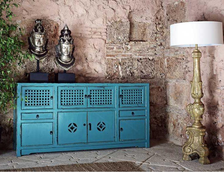 aparador-comedor-oriental-azul-turquesa-ambiente