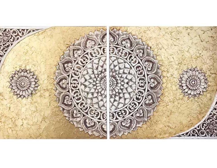 cuadro-mandala-horizontal-dorado