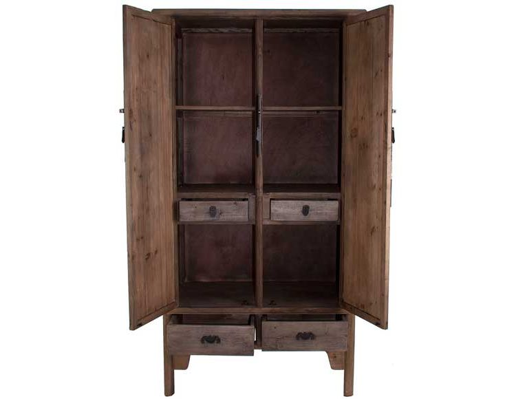 armario-chino-madera-natural-abierto