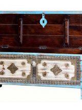 baul-arabe-azul-abierto