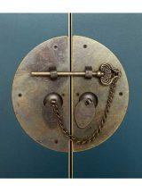 consola-recibidor-oriental-azul-medallon
