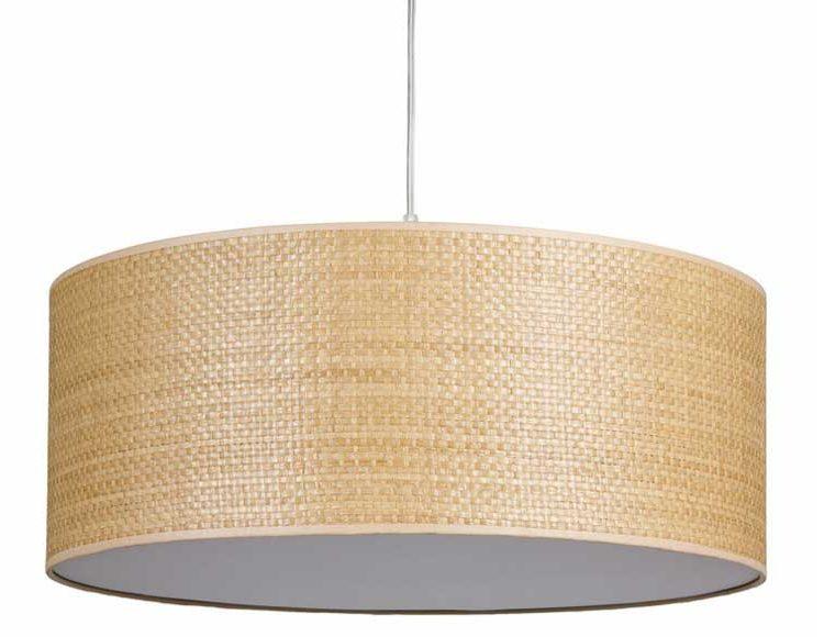 lampara-techo-circular-rafia
