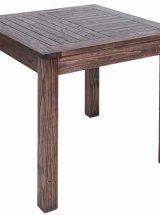 mesa-comedor-cuadrada-madera-oscura