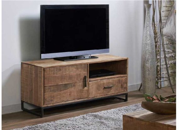 mueble-tv-rustico-industrial