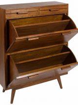 mueble-zapatero-vintage-colonial-madera-abierto