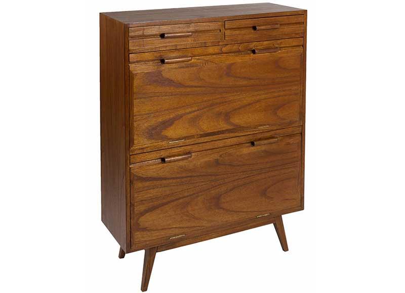 Muebles zapateros originales armario zapatero colonial - Muebles zapateros precios ...