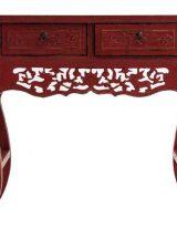 consola-recibidor-china-roja