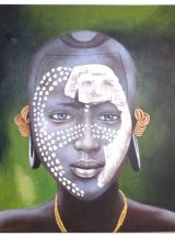 cuadro-mujer-africana
