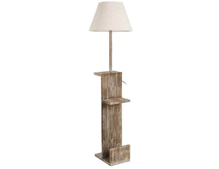 lampara suelo-original-madera-natural