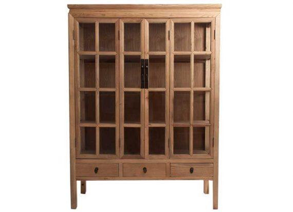 vitrina-oriental-madera-natural