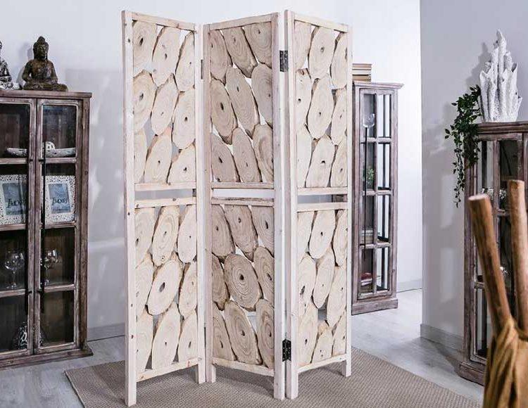 biombo-madera-troncos-blanco