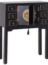 consola-recibidor-oriental-pequeña-negra