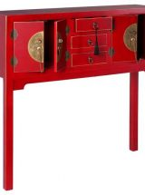 consola-recibidor-oriental-roja