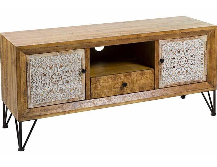 mueble-television-rustico