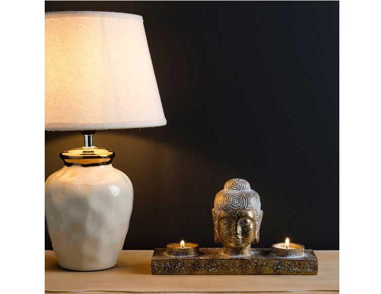 cabeza-buda-velas-dorado-decoracion