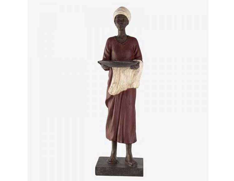 figura-mujer-africana-vestido-plato