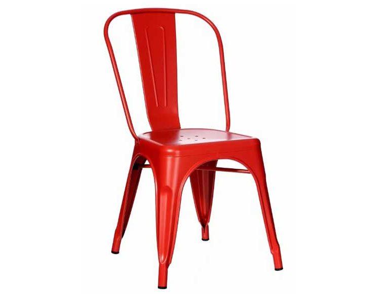 silla-industrial-metal-roja
