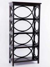 estanteria-madera-negra