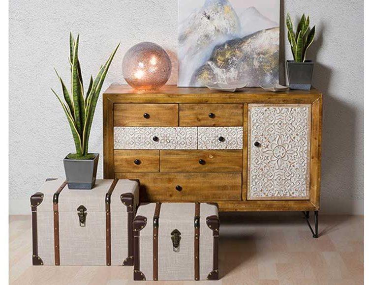 aparador-etnico-madera-rustica-comedor-recibidor