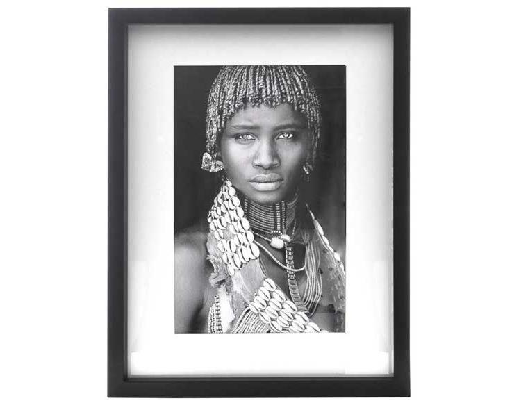 cuadro-mujer-africa-blanco-negro