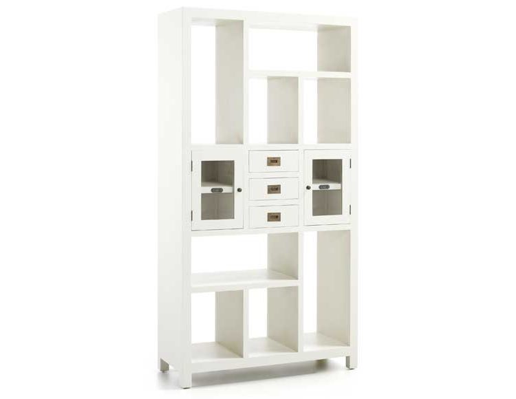 estanteria-blanca-huecos-cajones-puertas