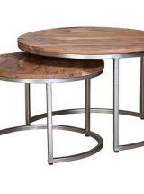 mesas-centro-circular-nido-madera-metal