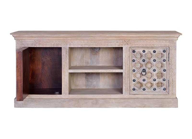 Mueble de televisi n arabe alto original house - Muebles estilo arabe ...