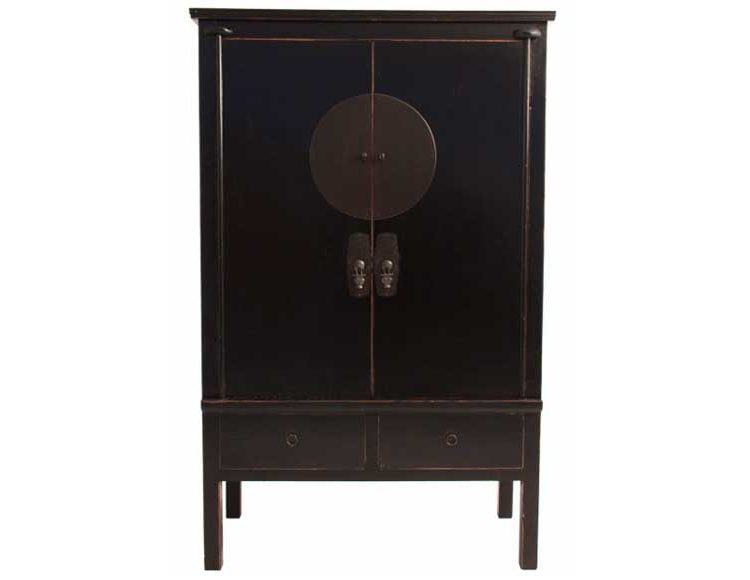 armario-oriental-chino-madera-negro