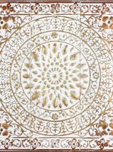 cuadro-mandala-metal-blanco-dorado