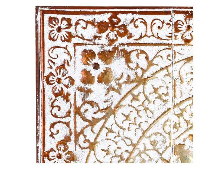 cuadro-mandala-metal-dorado-detalle