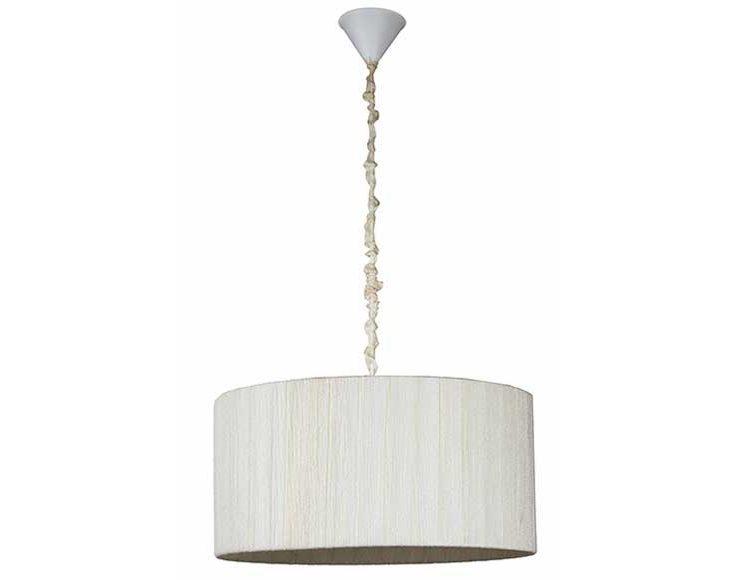 lampara-techo-circular-yute-blanca