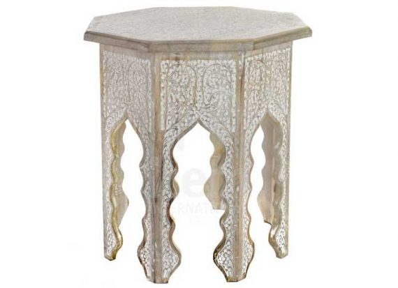 mesa-arabe-octogonal-madera-natural-blanco