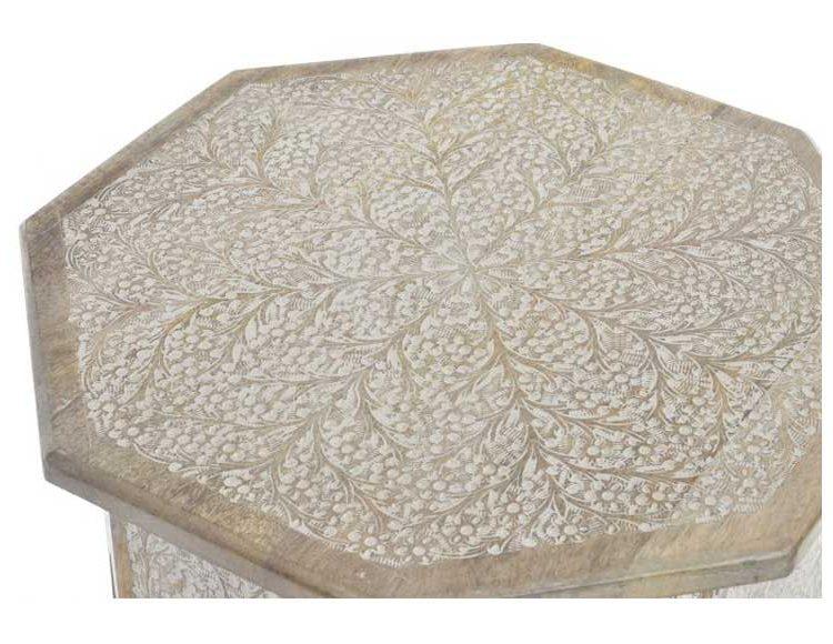 mesa-arabe-octogonal-madera-natural-blanco-detalle