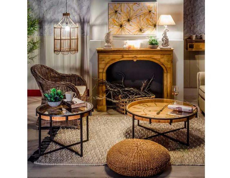 chimenea-madera-natural-decoracion-salon
