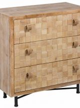 comoda-dormitorio-madera-metal