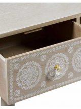 escritorio-boho-madera-clara-detalle