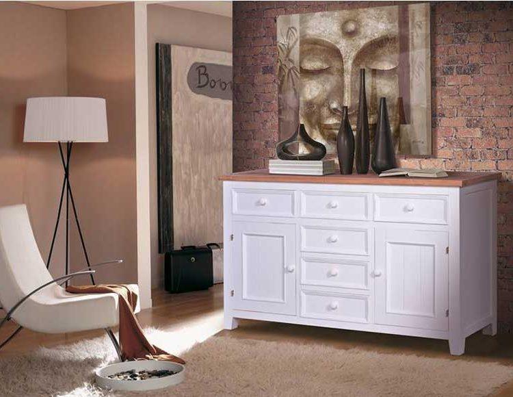 aparador-rustico-blanco-madera