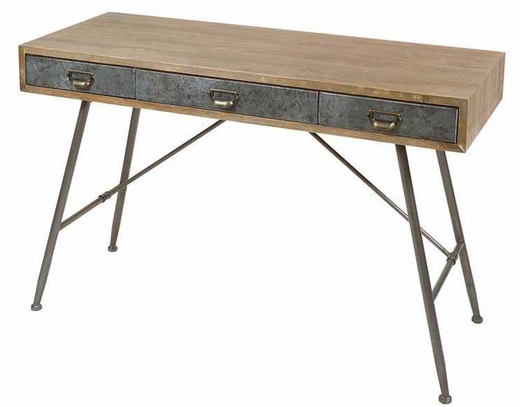 escritorio-industrial-cajones-patas-metal
