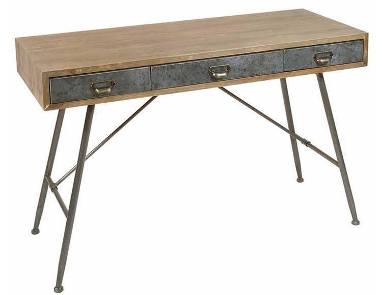 escritorio-industrial-madera-cajones-metal