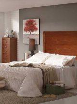 cabecero-colonial-madera-sencillo-dormitorio