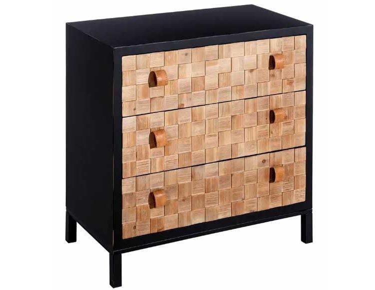 comoda-moderna-madera-metal