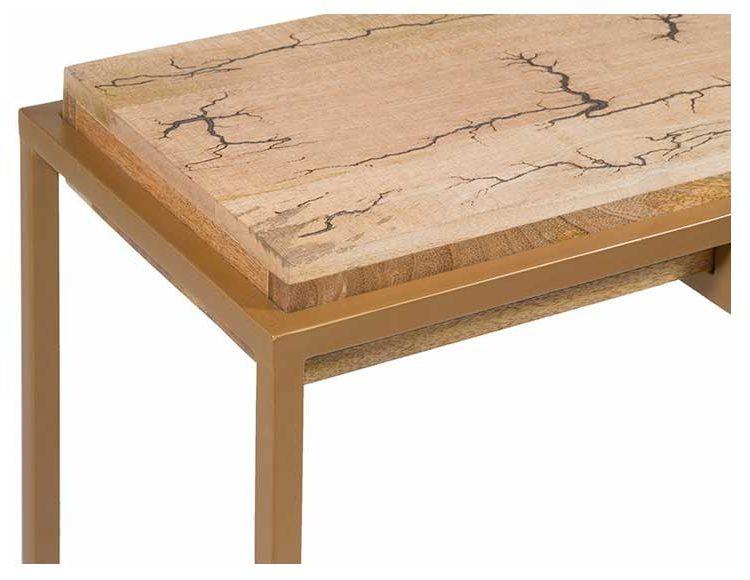 consola-diseño-moderna-madera-metal-detalle
