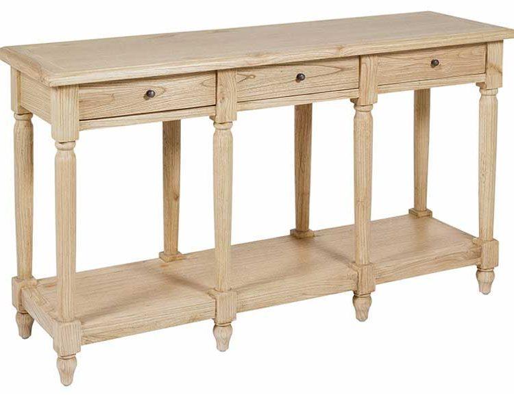 consola-recibidor-clasica-madera-clara