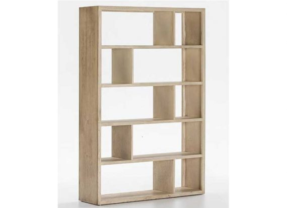 estanteria-rustica-actual-blanca-madera
