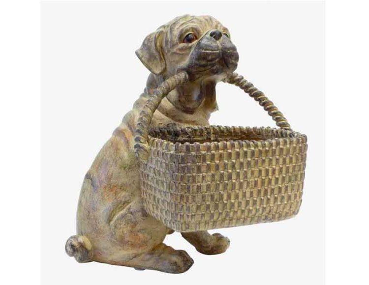 figura-perro-pug-beige