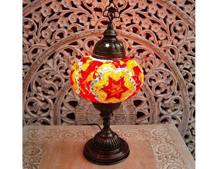 lampara-turca-cristal-naranja