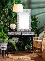 mesilla-noche-africa-negro-blanco-decoracion