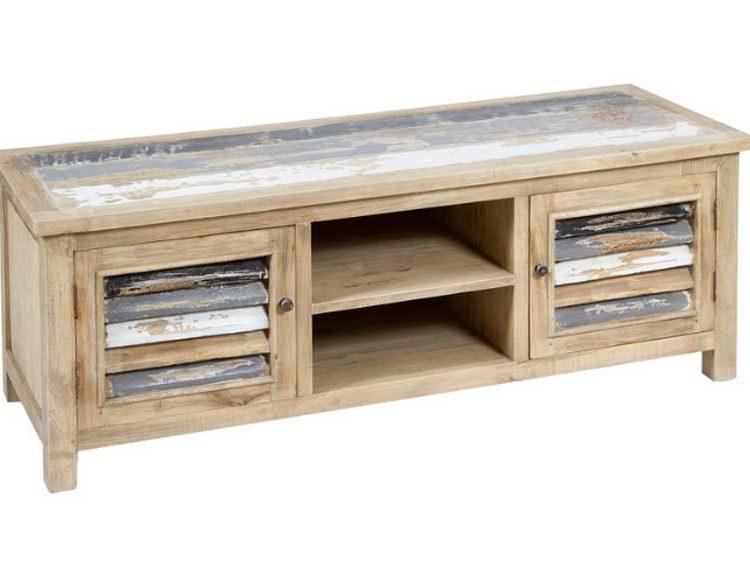 mueble-television-rustico-madera-colores