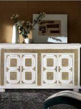 aparador-arabe-blanco-decoracion-bronce